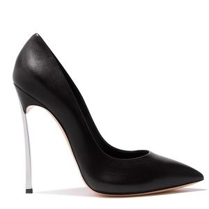 Casadei Shoes - CASADEI ✨ ''BLADE' NAPA LEATHER PUMP 115mm SZ 39.5